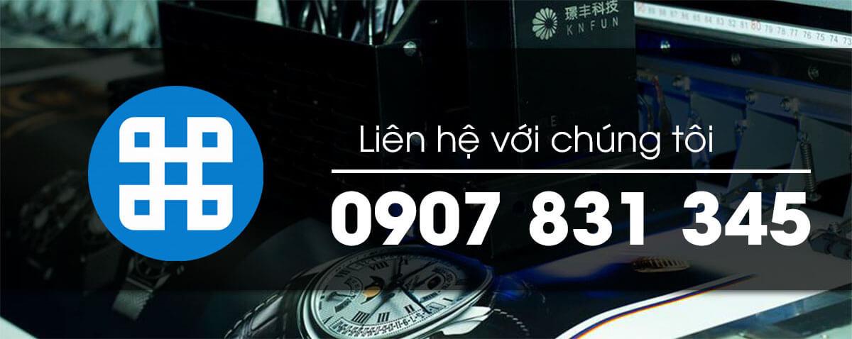 Hotline công ty quảng cáo Sắc Kim