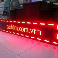 Thi công bảng hiệu quảng cáo tại quận Gò Vấp, TPHCM