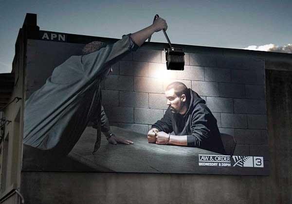Cho tôi chút ánh sáng nào - Nguồn ảnh Ad Of The World