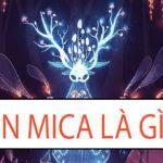 in mica là gì