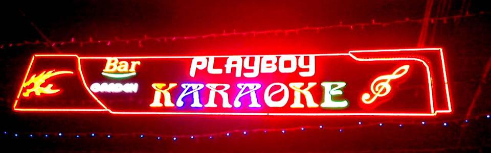 Bảng hiệu Karaoke chạy đèn led - mẫu 3