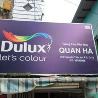 Những hàng quán nào cần làm bảng hiệu quảng cáo Hiflex