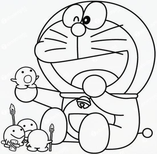 Doraemon và bảo bối của mình