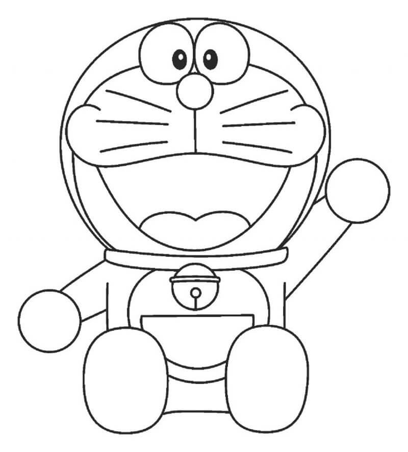 Mèo máy thông minh Doraemon