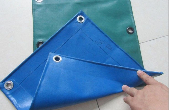 Bạt vải canvas có khả năng chống nước tốt