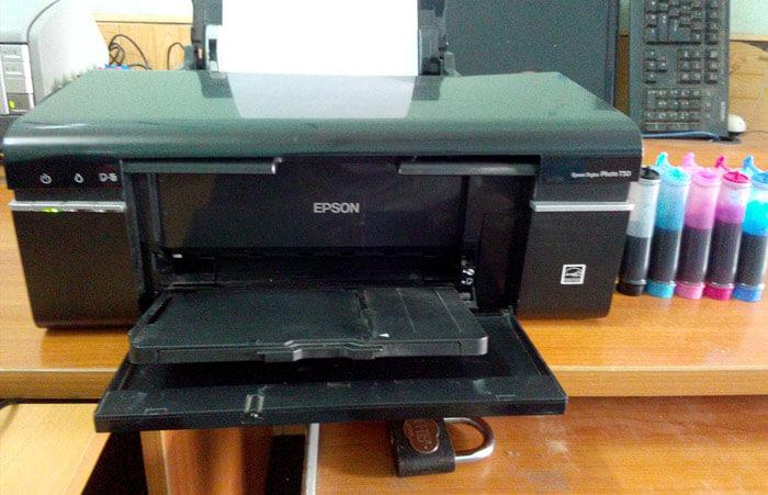 Epson T60 là dòng máy giá rẻ của Epson dành cho phân khúc máy in ảnh gia đình