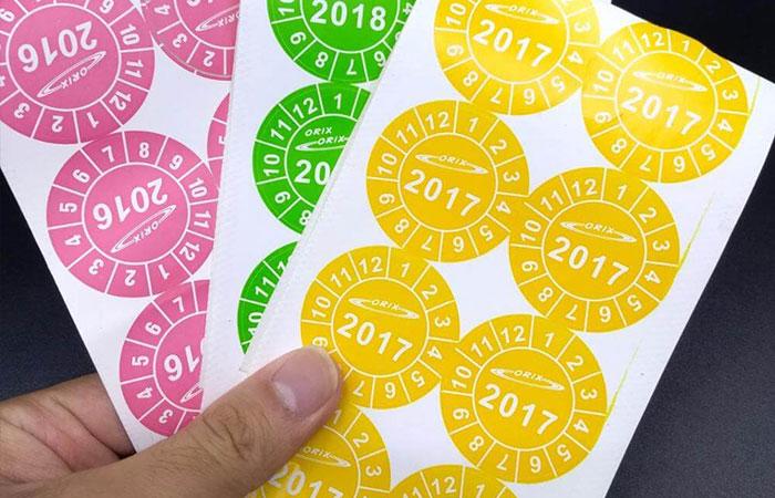 Nhiều cơ sở thường không nhận sticker số lượng ít do làm lâu và lợi nhuận thấp