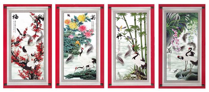 Người tuổi Dần phù hợp với những bức tranh về phong cảnh thiên nhiên